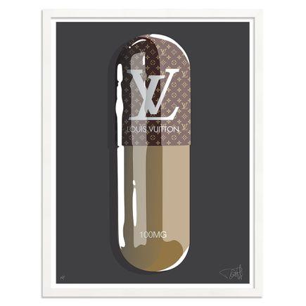 Denial Art Print - Louis Vuitton - Limited Edition Prints