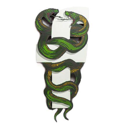 Denial Original Art - Snakebook - Original Artwork