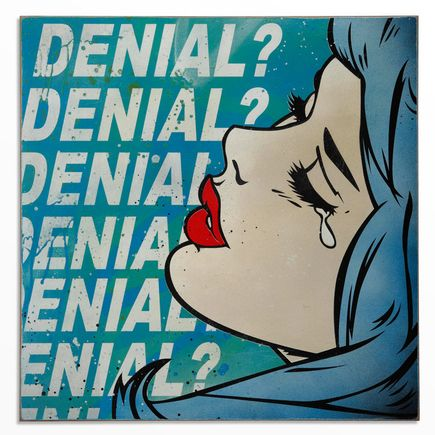 Denial Art - True Denial