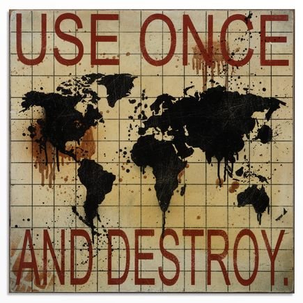 Denial Art - Use Once And Destroy