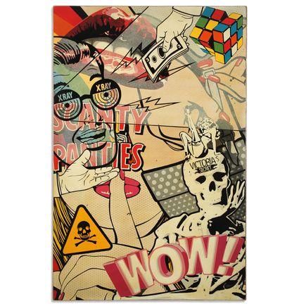Denial Art - XXXRay - Skate Deck