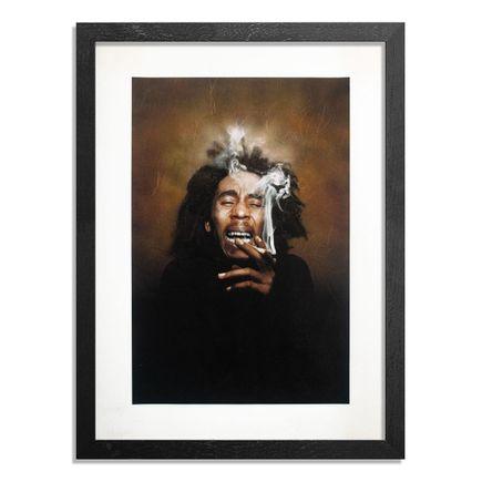 Dennis Morris Art Print - Bob Marley - Burnin' - I
