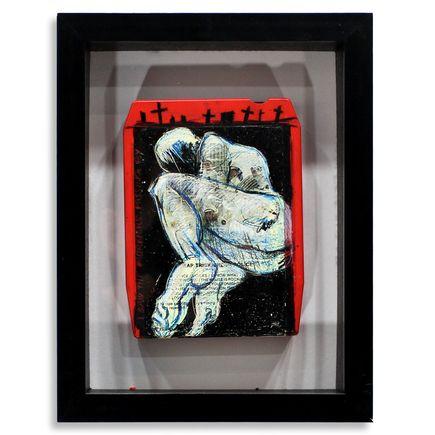 Derek Hess Original Art - Cheap Trick - In Color