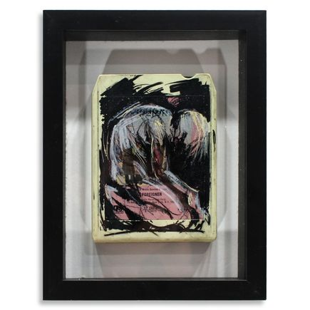 Derek Hess Original Art - Foreigner - Foreigner