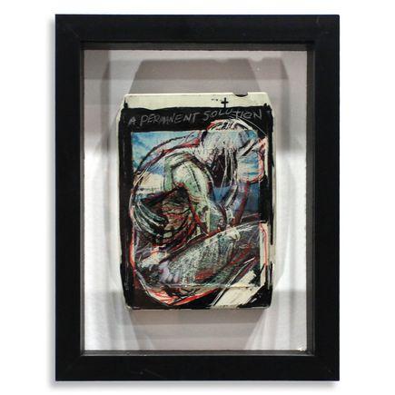 Derek Hess Original Art - The Who - Who's Next