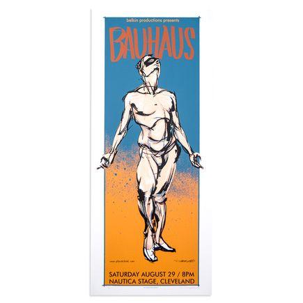 Derek Hess Art - Bauhaus