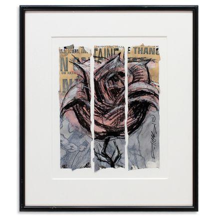 Derek Hess Original Art - Untitled 2