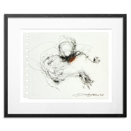 Derek Hess Original Art - Untitled Sketch 3