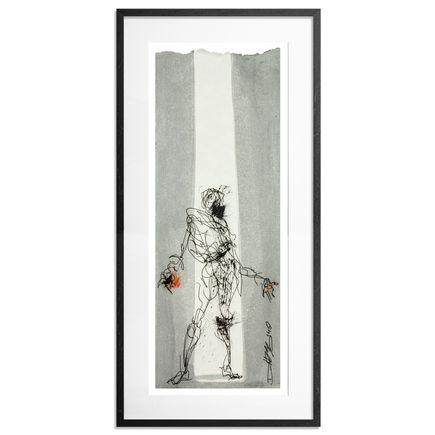 Derek Hess Original Art - Untitled Sketch 6