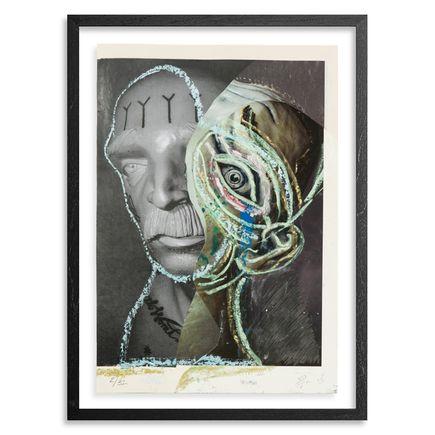 Derek Weisberg x Shaun Roberts Original Art - Conversatin 3 - 02