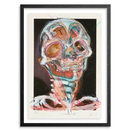 Derek Weisberg x Shaun Roberts Original Art - Conversatin 3 - 03