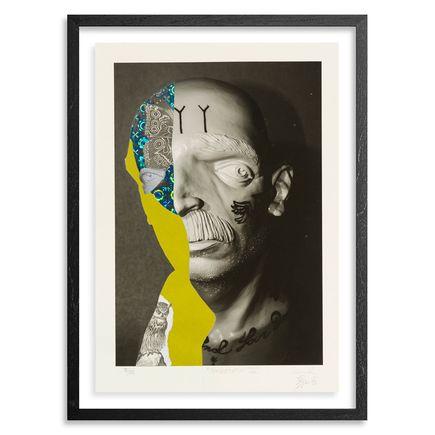 Derek Weisberg x Shaun Roberts Original Art - Conversatin 3 - 05