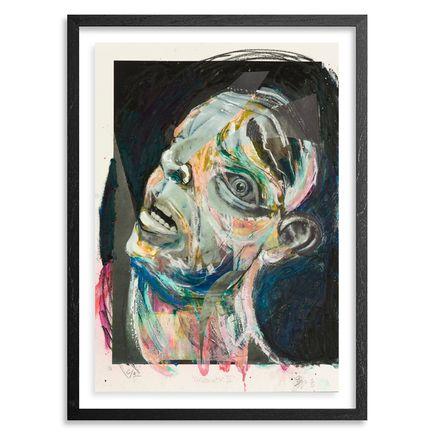 Derek Weisberg x Shaun Roberts Original Art - Conversatin 3 - 06