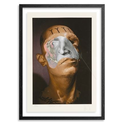 Derek Weisberg x Shaun Roberts Original Art - Conversatin 3 - 07