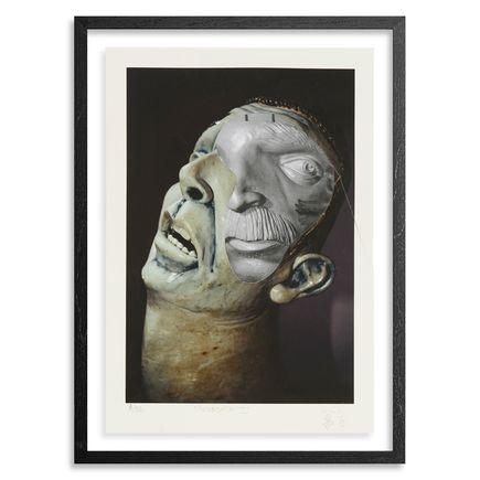 Derek Weisberg x Shaun Roberts Original Art - Conversatin 3 - 08