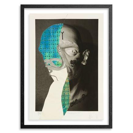 Derek Weisberg x Shaun Roberts Original Art - Conversatin 3 - 09