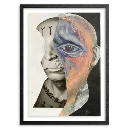 Derek Weisberg x Shaun Roberts Original Art - Conversatin 3 - 11