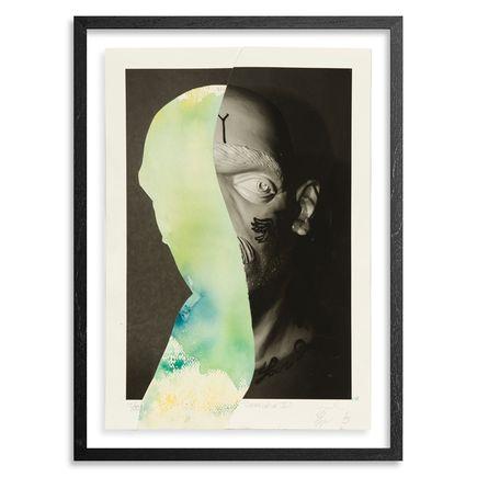 Derek Weisberg x Shaun Roberts Original Art - Conversatin 3 - 12