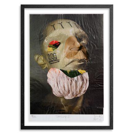 Derek Weisberg x Shaun Roberts Original Art - Conversatin 3 - 13