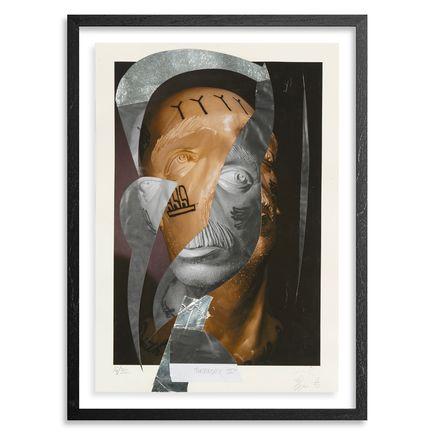 Derek Weisberg x Shaun Roberts Original Art - Conversatin 3 - 16