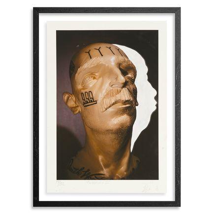 Derek Weisberg x Shaun Roberts Original Art - Conversatin 3 - 17