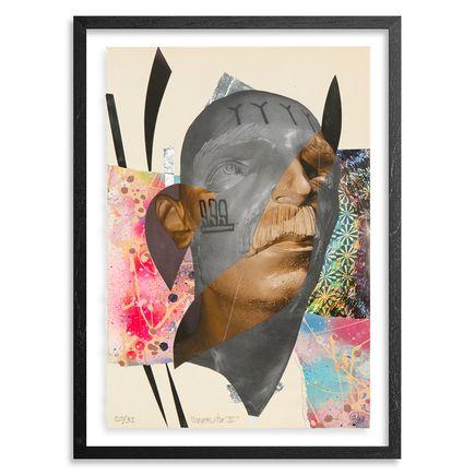 Derek Weisberg x Shaun Roberts Original Art - Conversatin 3 - 20