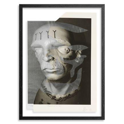 Derek Weisberg x Shaun Roberts Original Art - Conversatin 3 - 21