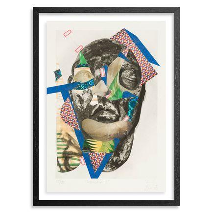Derek Weisberg x Shaun Roberts Original Art - Conversatin 3 - 22