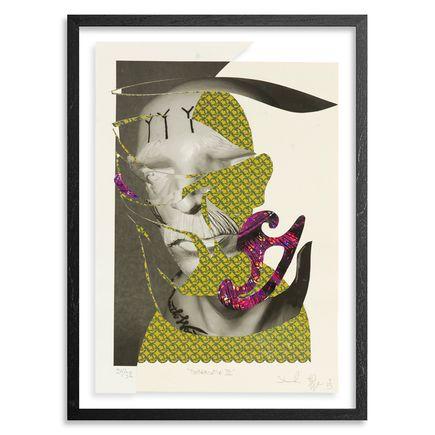 Derek Weisberg x Shaun Roberts Original Art - Conversatin 3 - 24