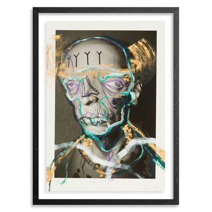 Derek Weisberg x Shaun Roberts Original Art - Conversatin 3 - 25