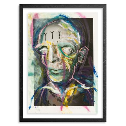 Derek Weisberg x Shaun Roberts Original Art - Conversatin 3 - 26