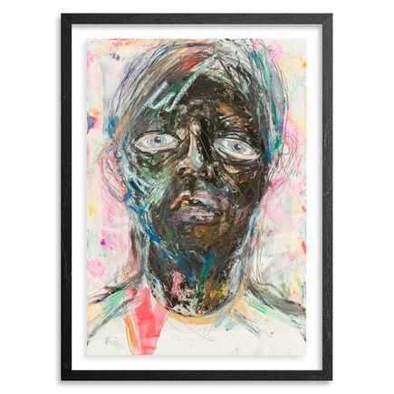 Derek Weisberg x Shaun Roberts Original Art - Conversatin 3 - 27