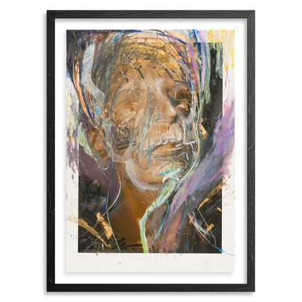 Derek Weisberg Original Art - Conversatin 3 - 28