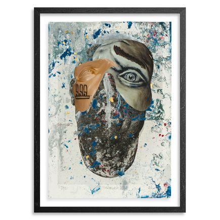 Derek Weisberg x Shaun Roberts Original Art - Conversatin 3 - 29