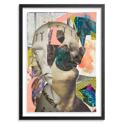 Derek Weisberg x Shaun Roberts Original Art - Conversatin 3 - 30