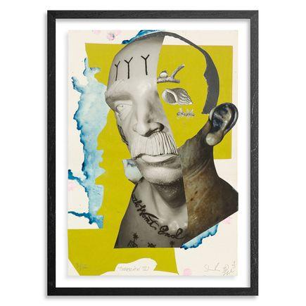 Derek Weisberg x Shaun Roberts Original Art - Conversatin 3 - 31
