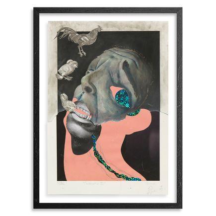Derek Weisberg x Shaun Roberts Original Art - Conversatin 3 - 32