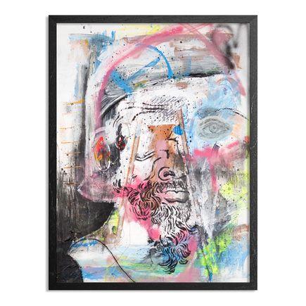 Brett Amory, Derek Weisberg, Lucien Shapiro, Shaun Roberts Original Art - Conversatin 4 - 03