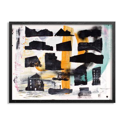 Brett Amory, Derek Weisberg, Lucien Shapiro, Shaun Roberts Original Art - Conversatin 4 - 06
