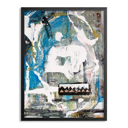 Brett Amory, Derek Weisberg, Lucien Shapiro, Shaun Roberts Original Art - Conversatin 4 - 07
