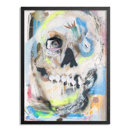 Brett Amory, Derek Weisberg, Lucien Shapiro, Shaun Roberts Original Art - Conversatin 4 - 08