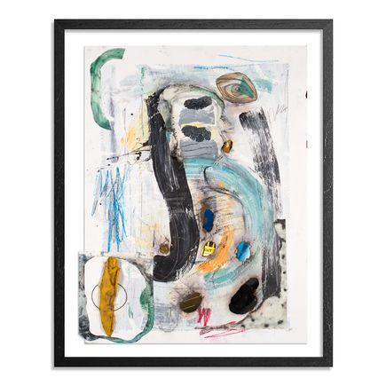 Brett Amory, Derek Weisberg, Lucien Shapiro, Shaun Roberts Original Art - Conversatin 4 - 09