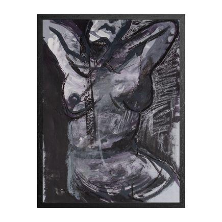 Brett Amory + Lucien Shapiro + Derek Weisberg Original Art - Conversatin 4 - 15