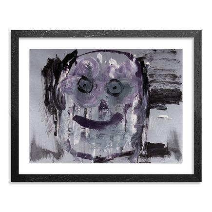Brett Amory + Lucien Shapiro + Derek Weisberg Original Art - Conversatin 4 - 16