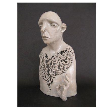 Derek Weisberg Original Art - Porcelain Promises XVII