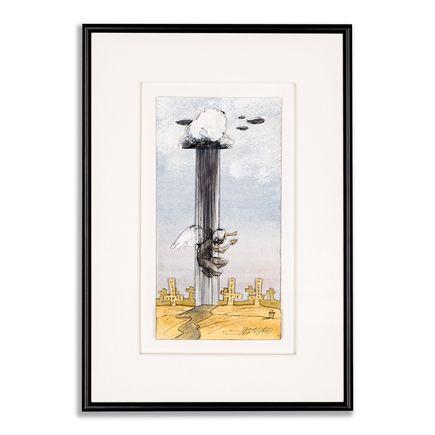Derek Hess Original Art - Untitled EDP 13