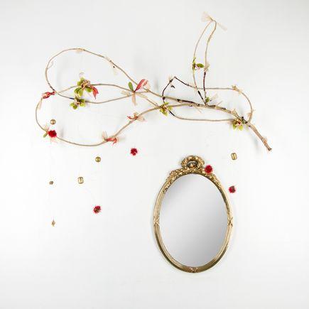 Dessislava Terzieva Original Art - Good Mirrors Are Not Cheap