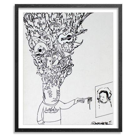 Doctor Eye Original Art - Mind Control