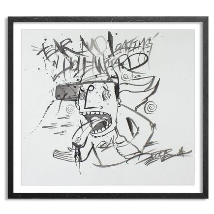Doctor Eye Original Art - Fear And Loathing In HollyWeird II