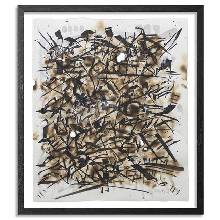 Doctor Eye Original Art - Modern Heiroglyphics - Original Artwork